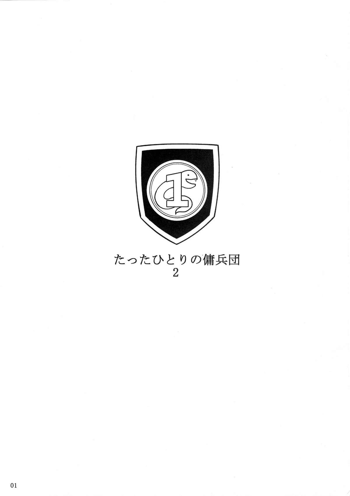 Tatta Hitori no Youheidan 2 | One-Man Mercenary Army 2 1