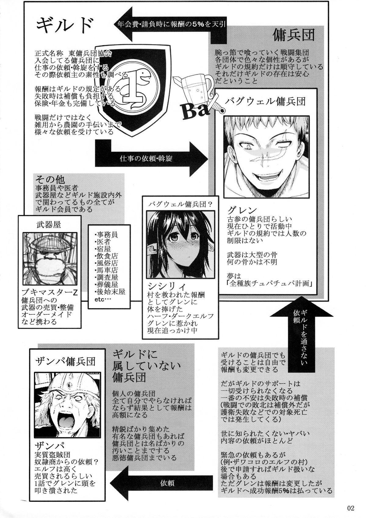Tatta Hitori no Youheidan 2 | One-Man Mercenary Army 2 2