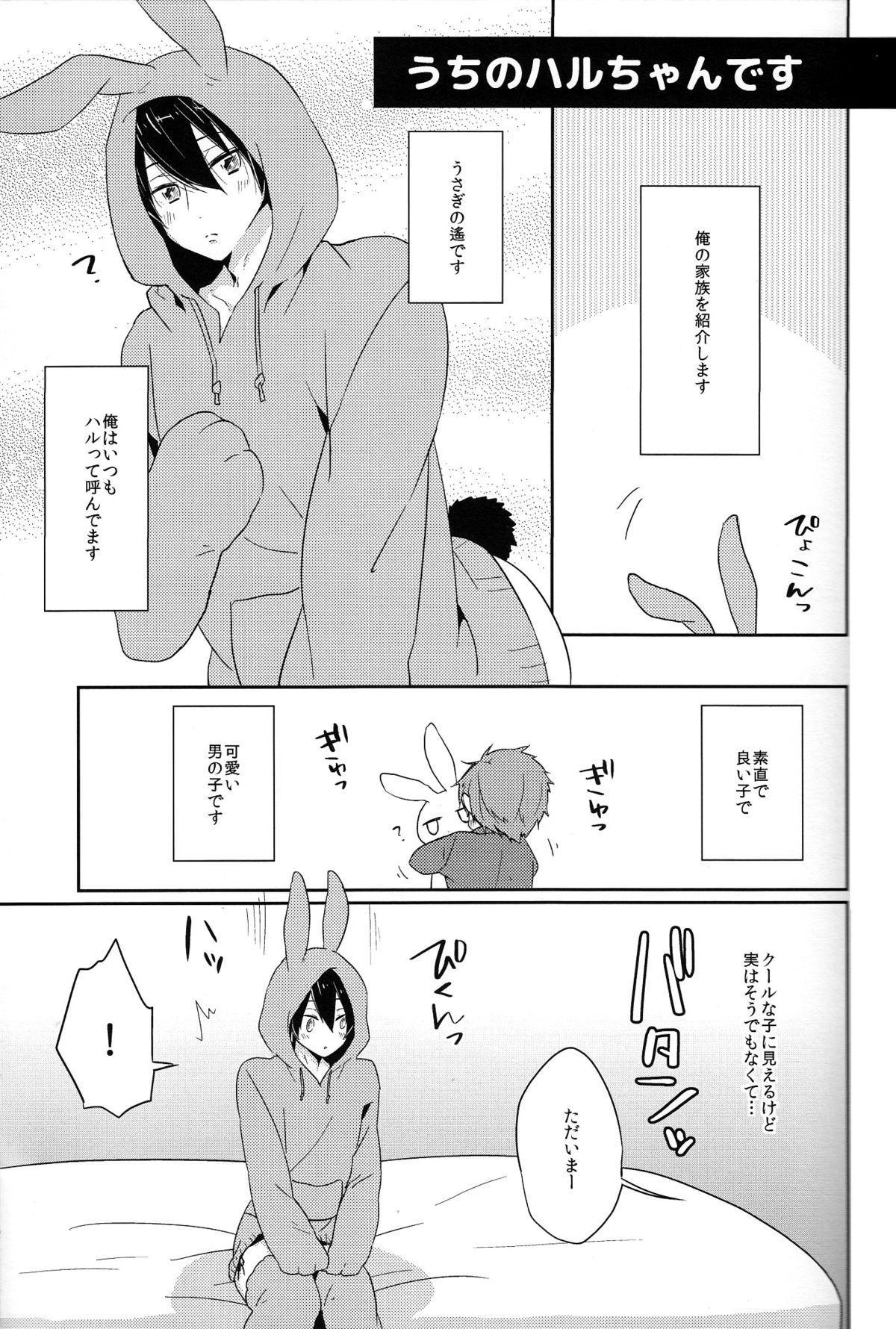 Usa Haru Shiiku Nikki 2