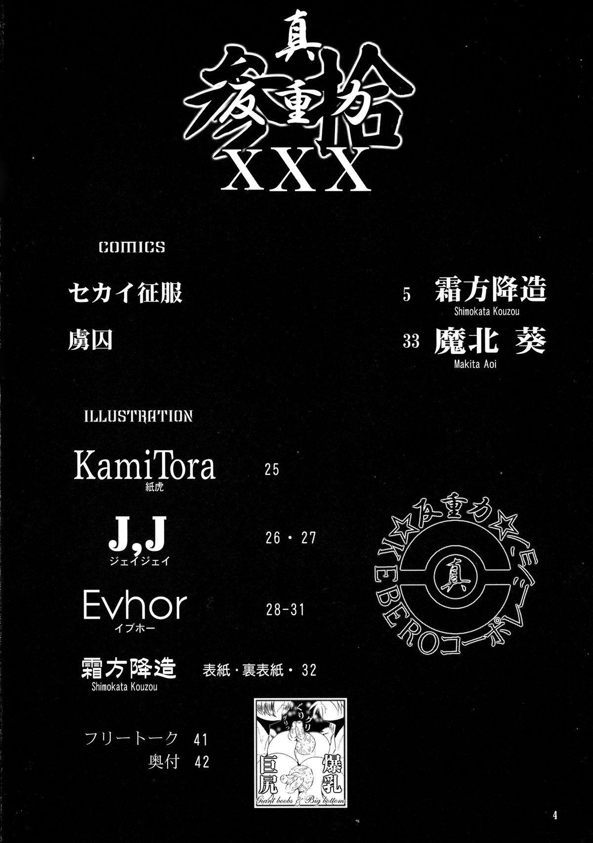 Shin Hanzuuryoku XXX 4