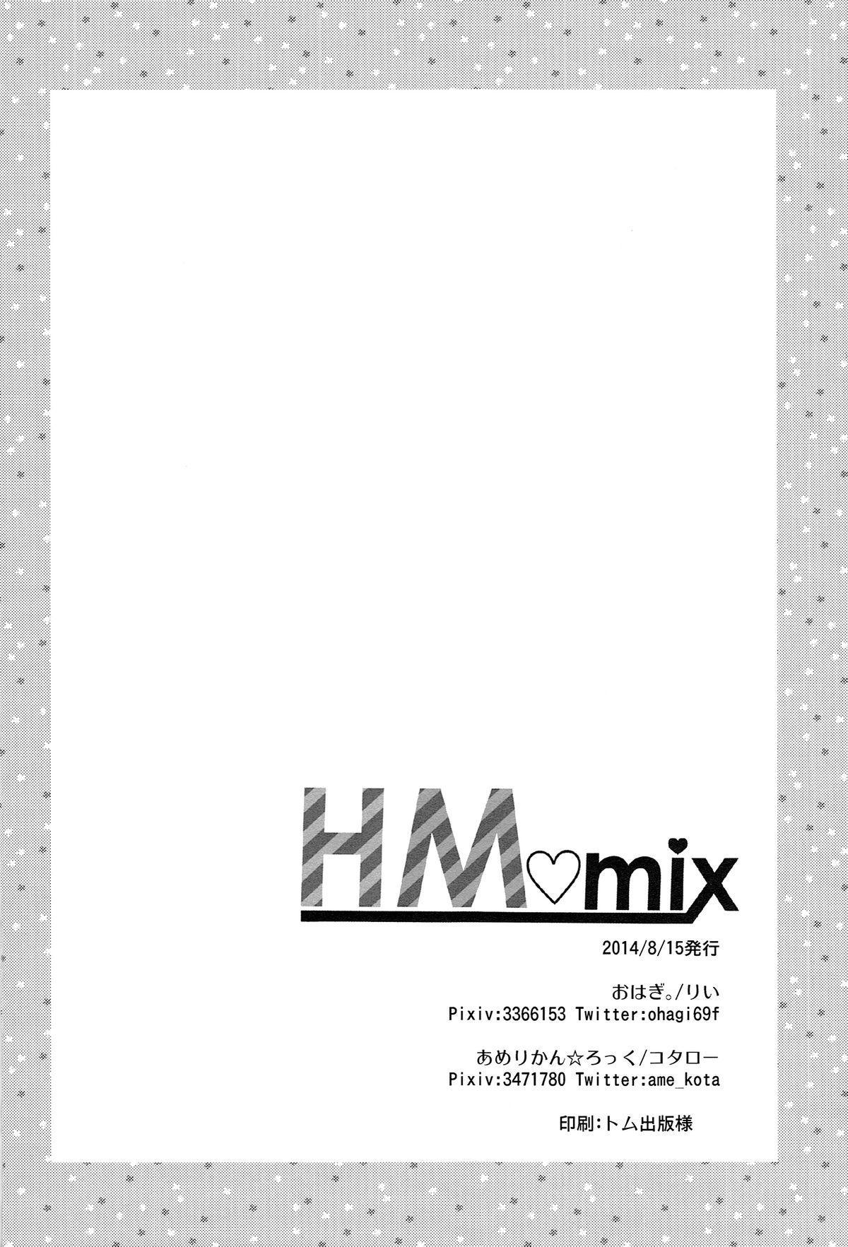 HM♥mix 21