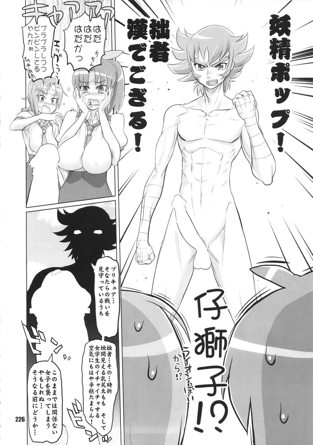Inazuma Pretty Warrior 224