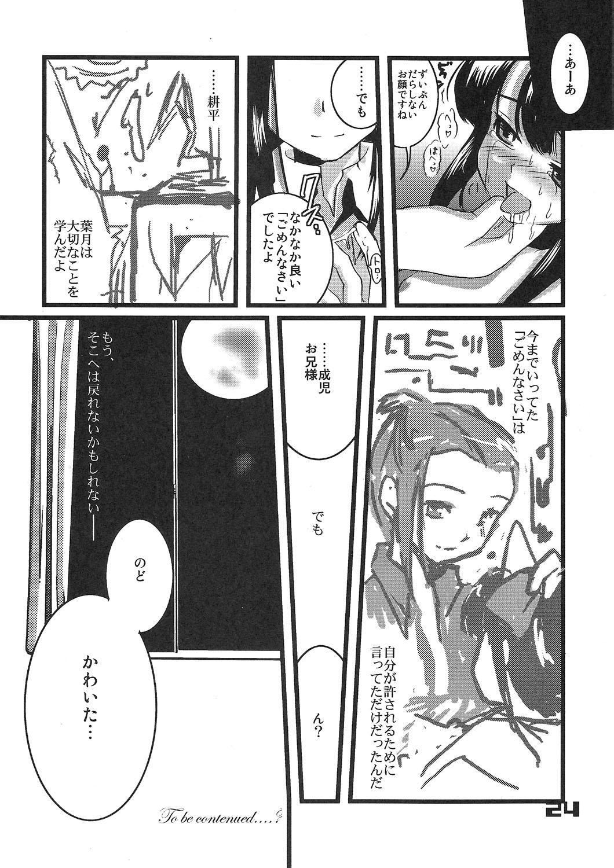 Kubiwa Tsuushin vol. 9 22