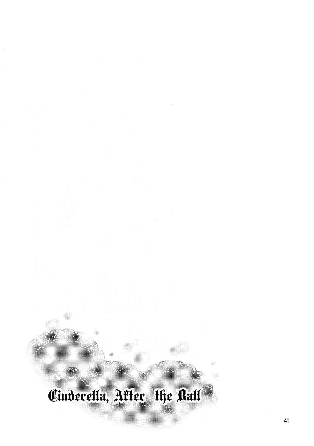 (C87) [ReDrop (Miyamoto Smoke, Otsumami)] Cinderella, After the Ball ~Boku no Kawaii Ranko~ | Cinderella After the Ball - My Cute Ranko (THE IDOLM@STER CINDERELLA GIRLS) [English] [doujin-moe.us] 38