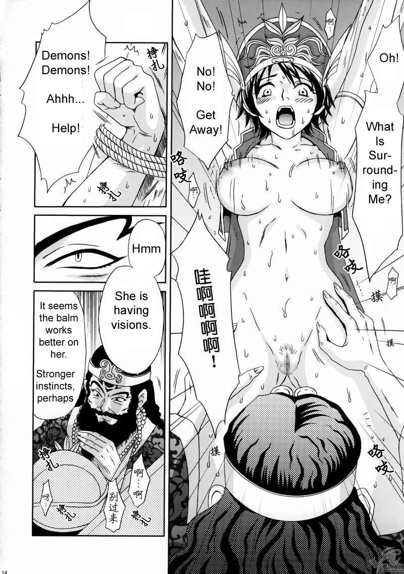In Sangoku Musou Rikuson Gaiden 10