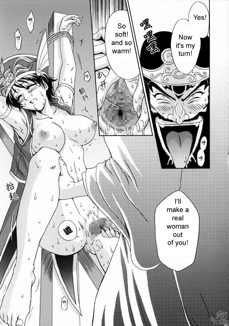 In Sangoku Musou Rikuson Gaiden 15