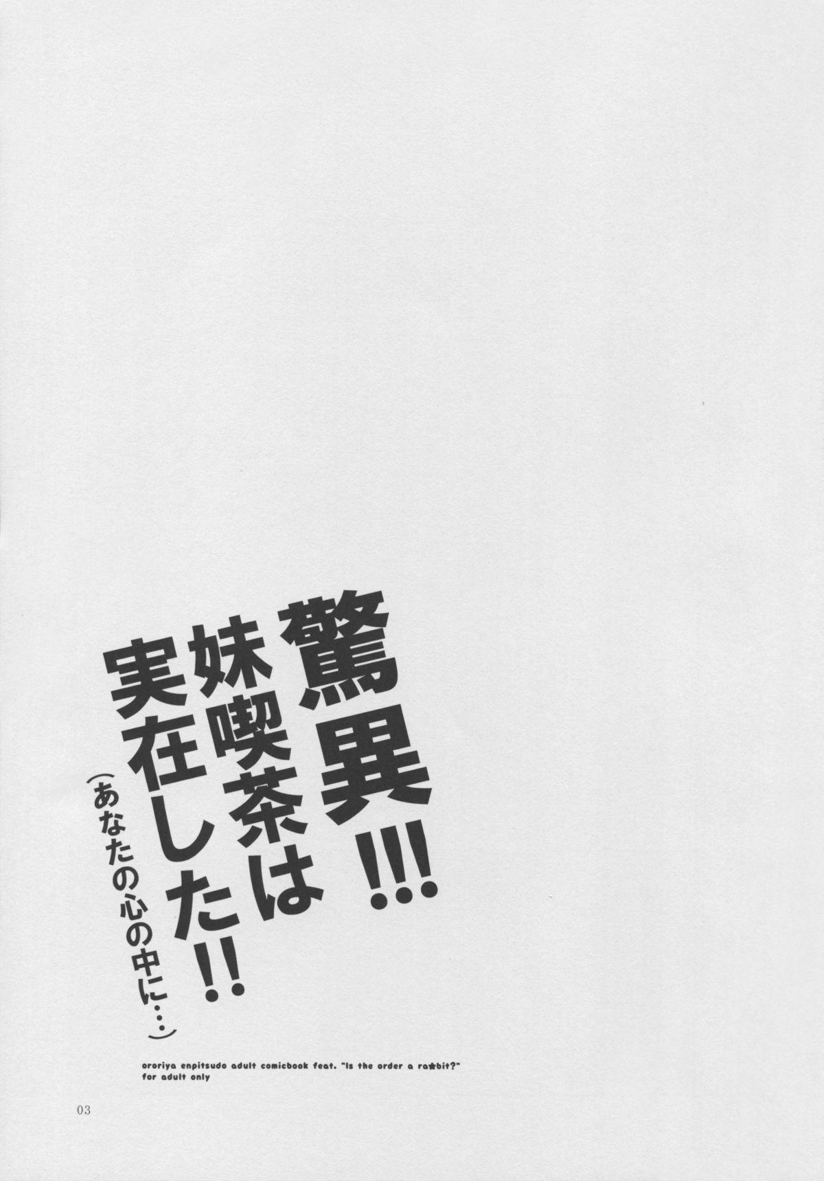Kyoui! Imouto Kissa wa Jitsuzai Shita! 2