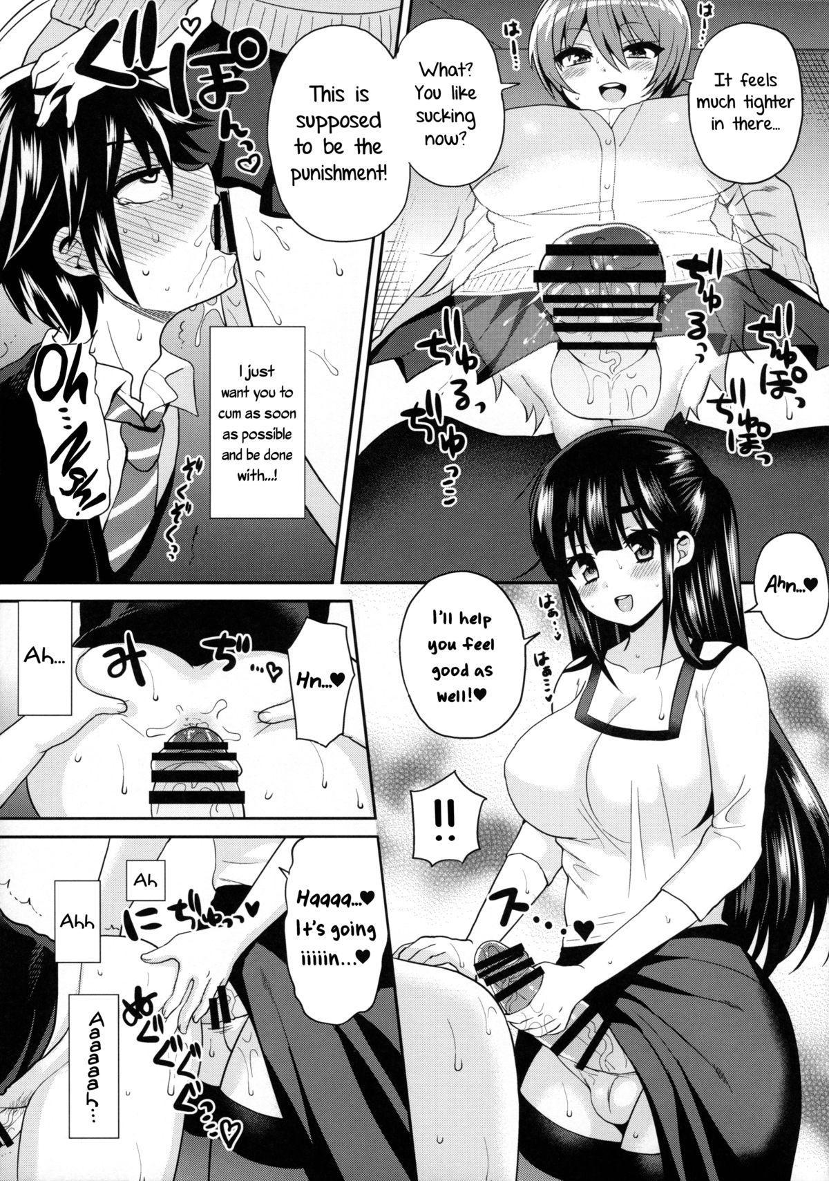 (C88) [Oshiruko Kan (Piririnegi)] Futanari! Oshioki Time 3 ~Shounen Saichoukyou Hen~   Futanari! Punishment Time 3 ~Boy's Retraining Chapter~ [English] =SW= 19
