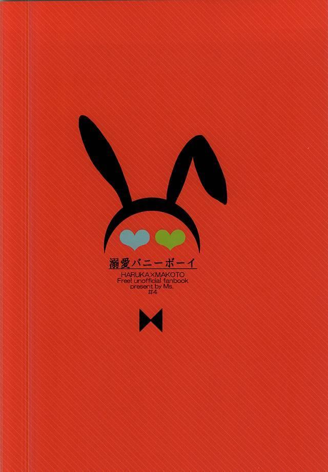 Dekiai Bunny Boy 29