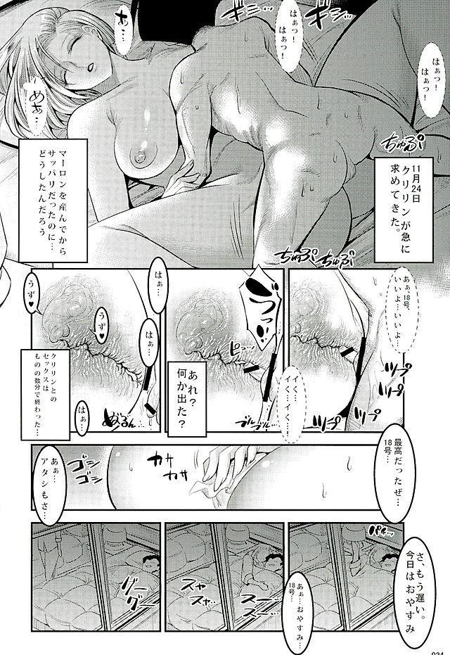 Hiru wa Krillin no Tsuma 22