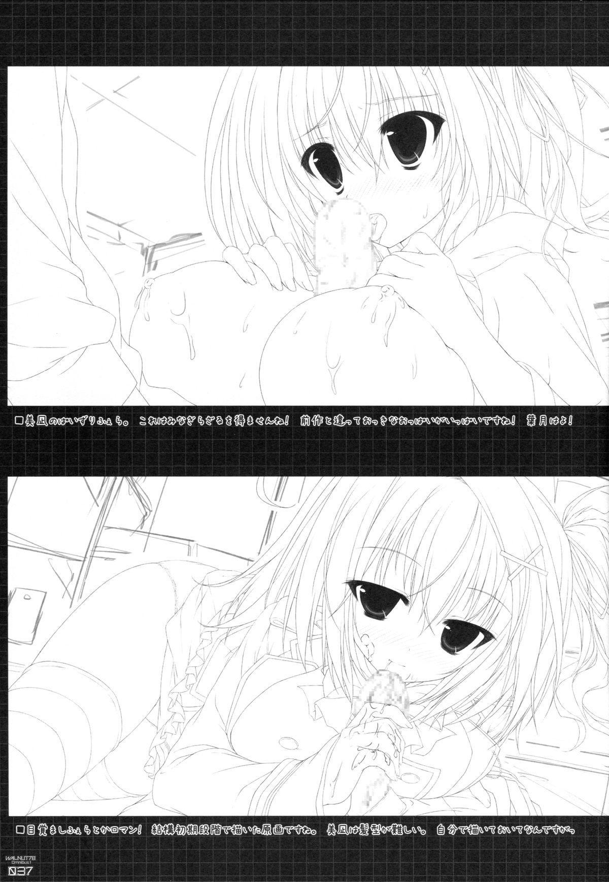 (C89) [Sui-en (Sui-en)] WALNUT78 Omnibus 1 -Suien-en Illustrations 2012-2014- (Various) 34
