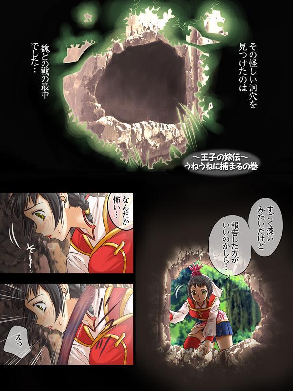 Sangoku Musou Mosoden 3 0