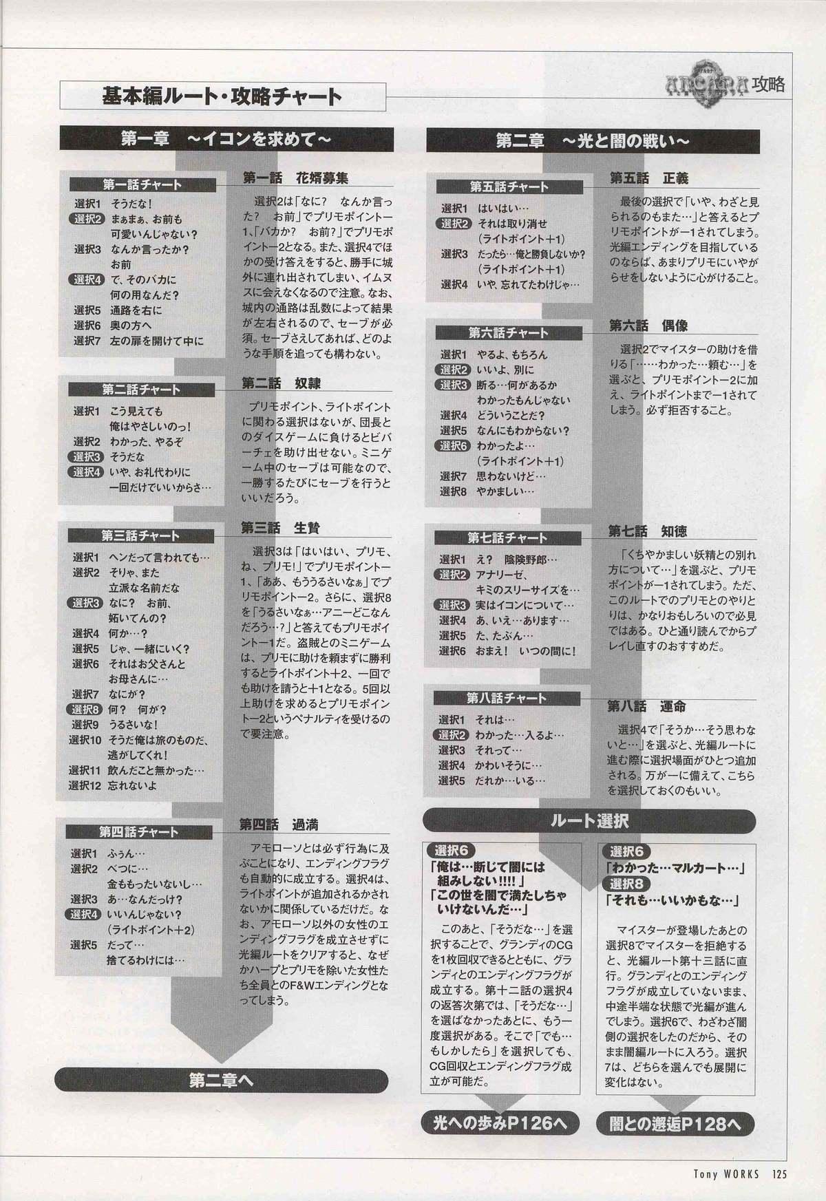 御魂~忍~×ARCANA~光と闇のエクスタシス~二作品原画 129