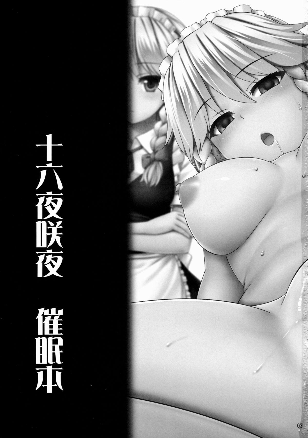 Izayoi Sakuya Saiminbon 2