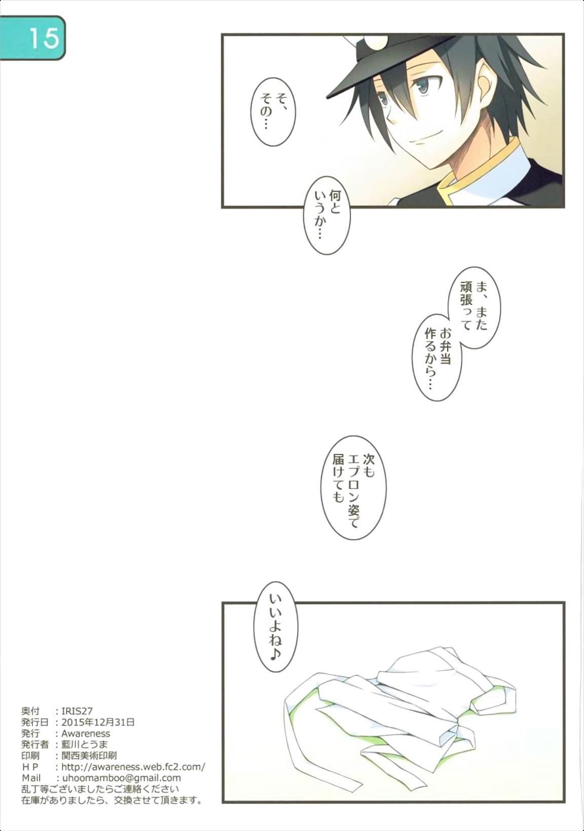 IRIS27 Hadaka Apron de Otodokeshimasu! 14