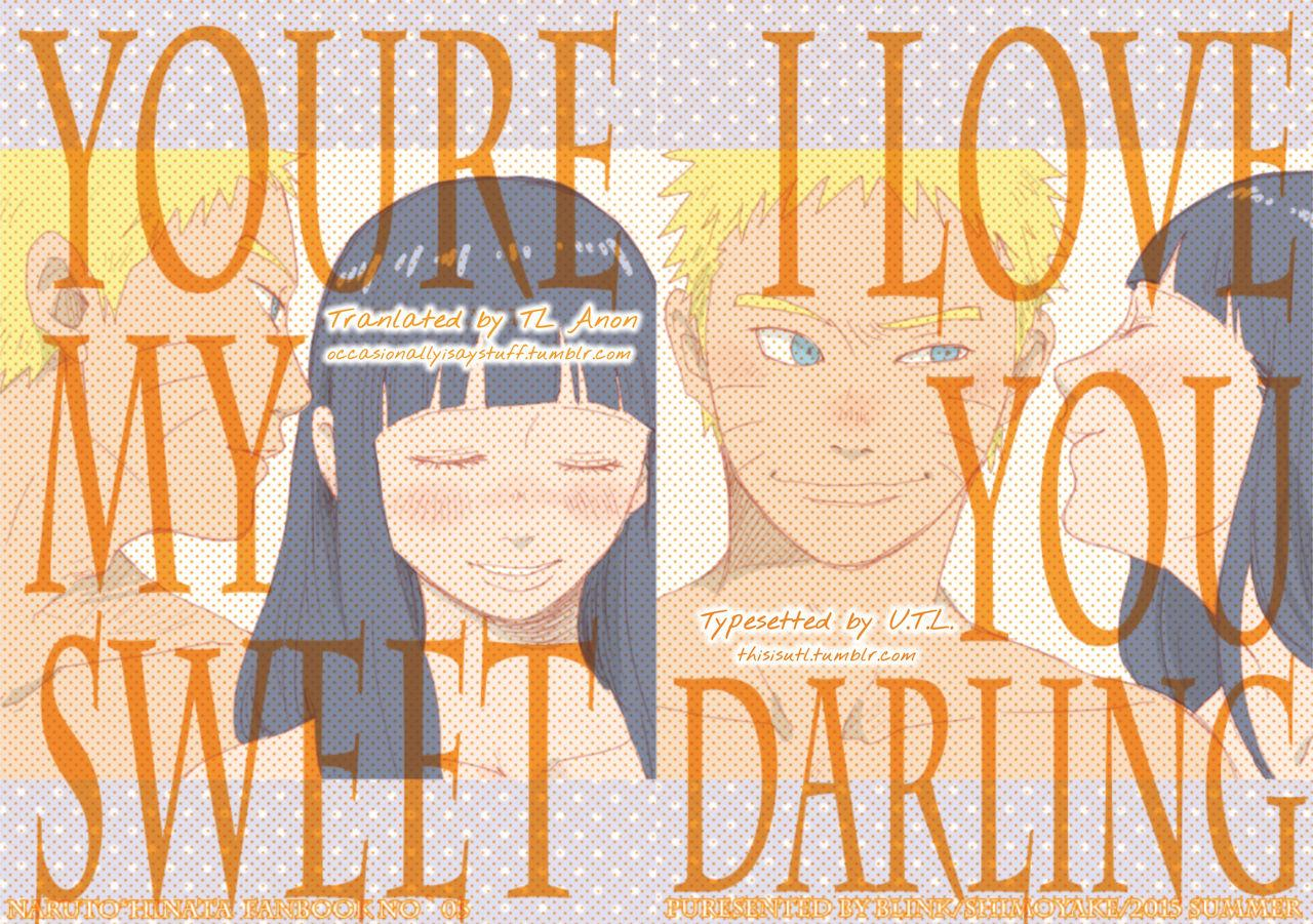 YOUR MY SWEET - I LOVE YOU DARLING 2