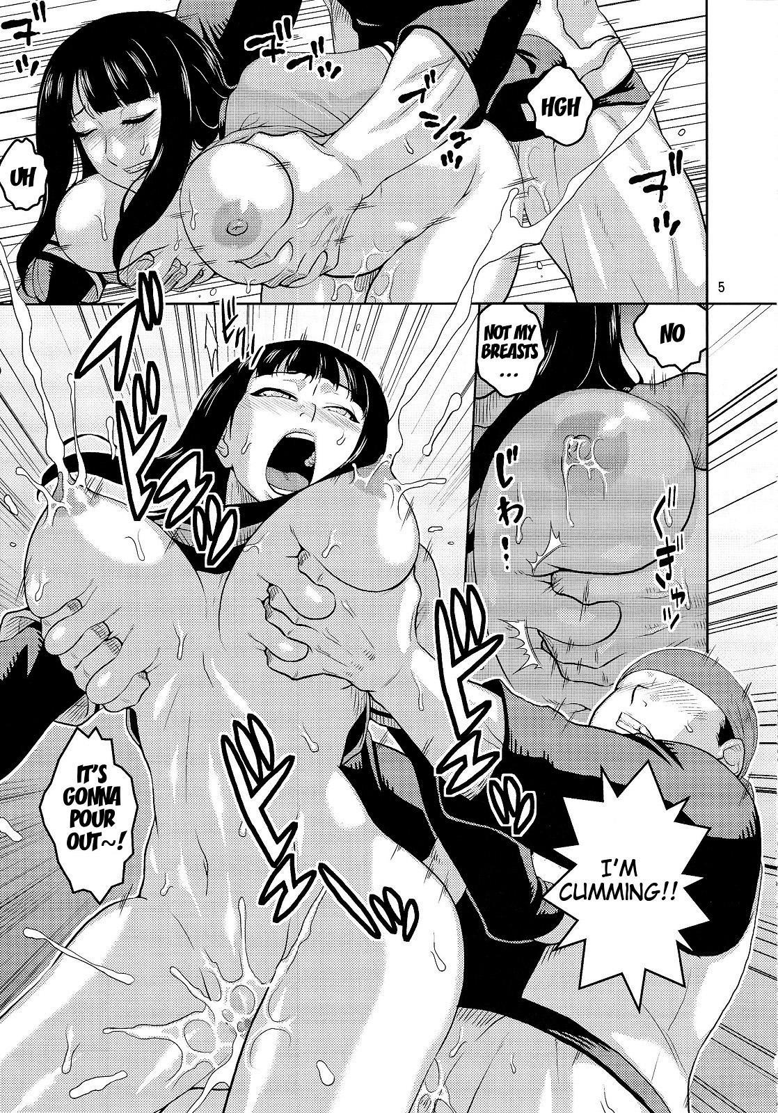Hitozuma Hinata no Oku-san Komeya desu. 5