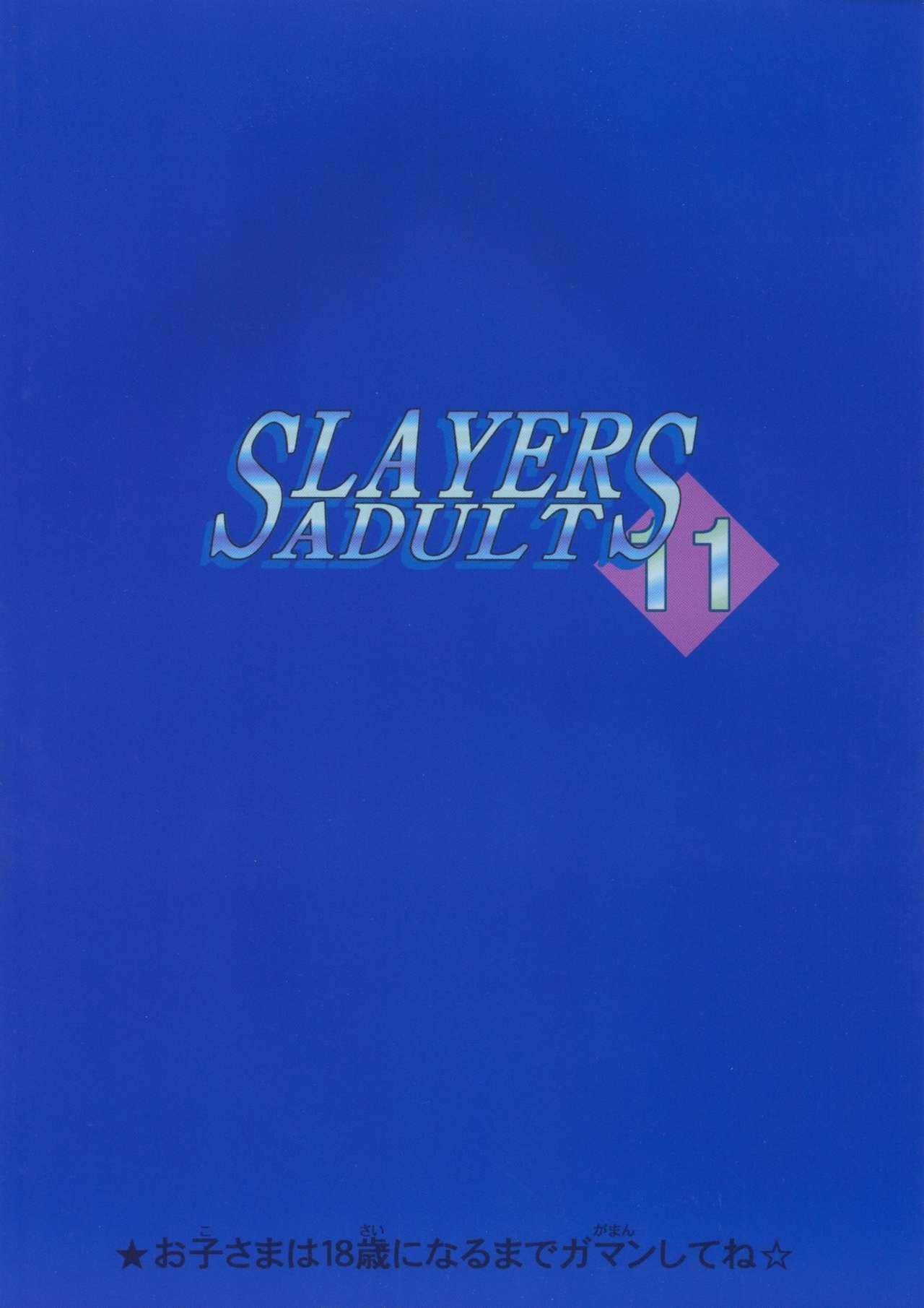 SLAYERS ADULT 11 51