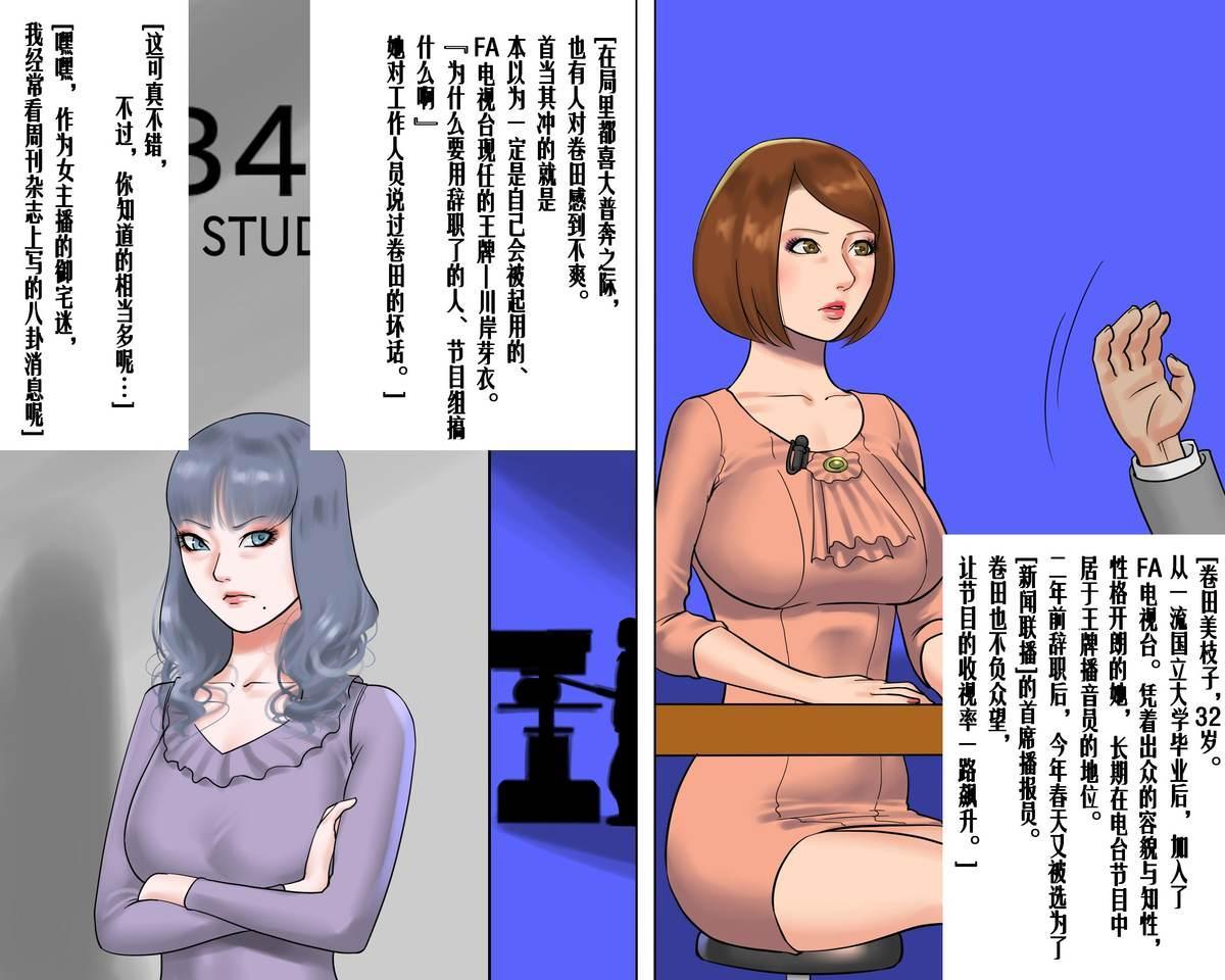 Bijin Caster Jigoku-ochi Goukyuu Zekkyou no Kichiku AV Satsuei 4