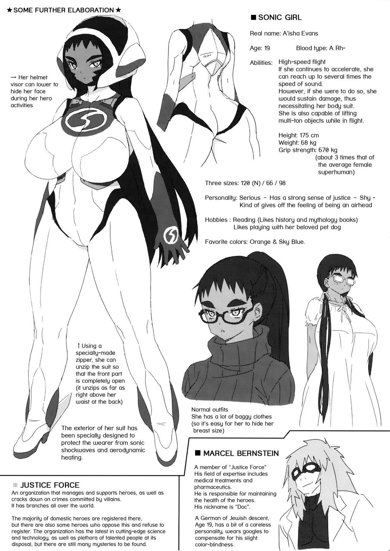SONIC GIRL 28