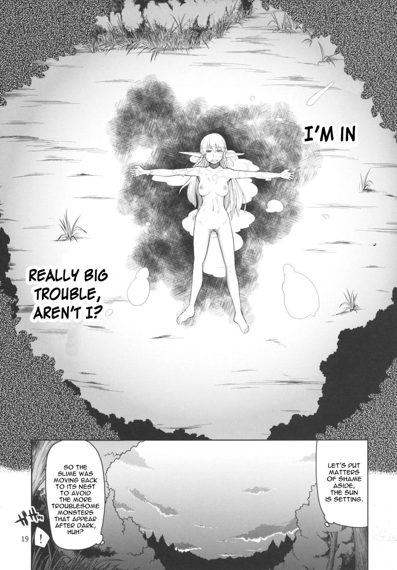 Dosukebe Elf no Ishukan Nikki 1 19