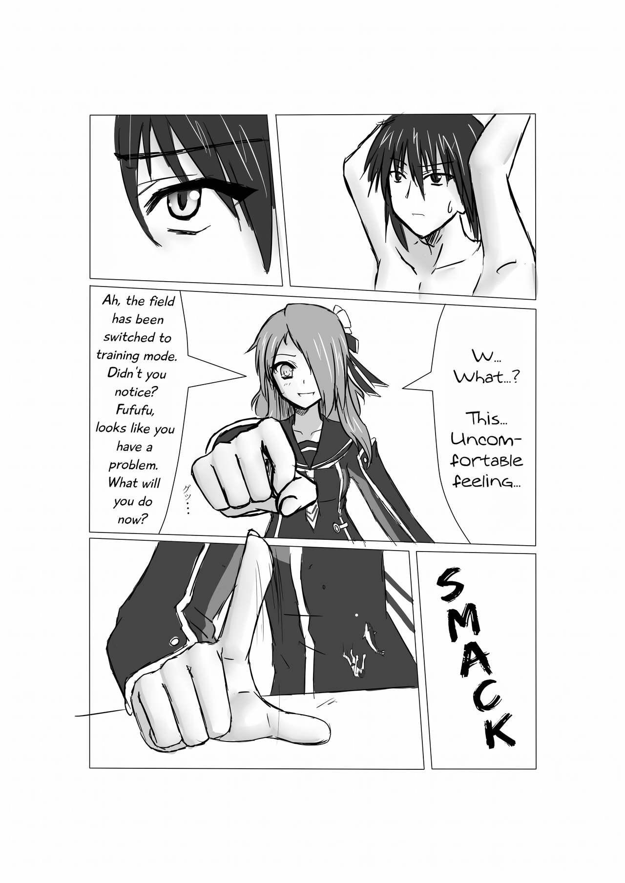 PSO2 Manga 9