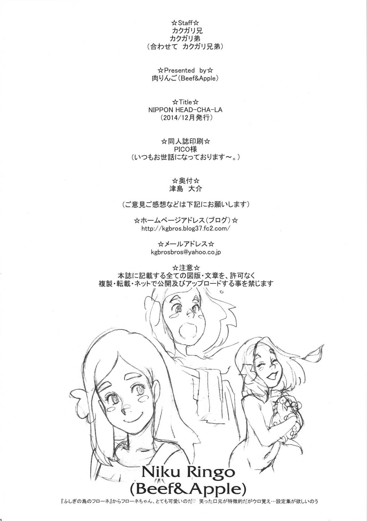 (C87) [Niku Ringo (Kakugari Kyoudai)] NIPPON HEAD-CHA-LA (Dragon Ball Z) [English] [SaHa] [Decensored] 28