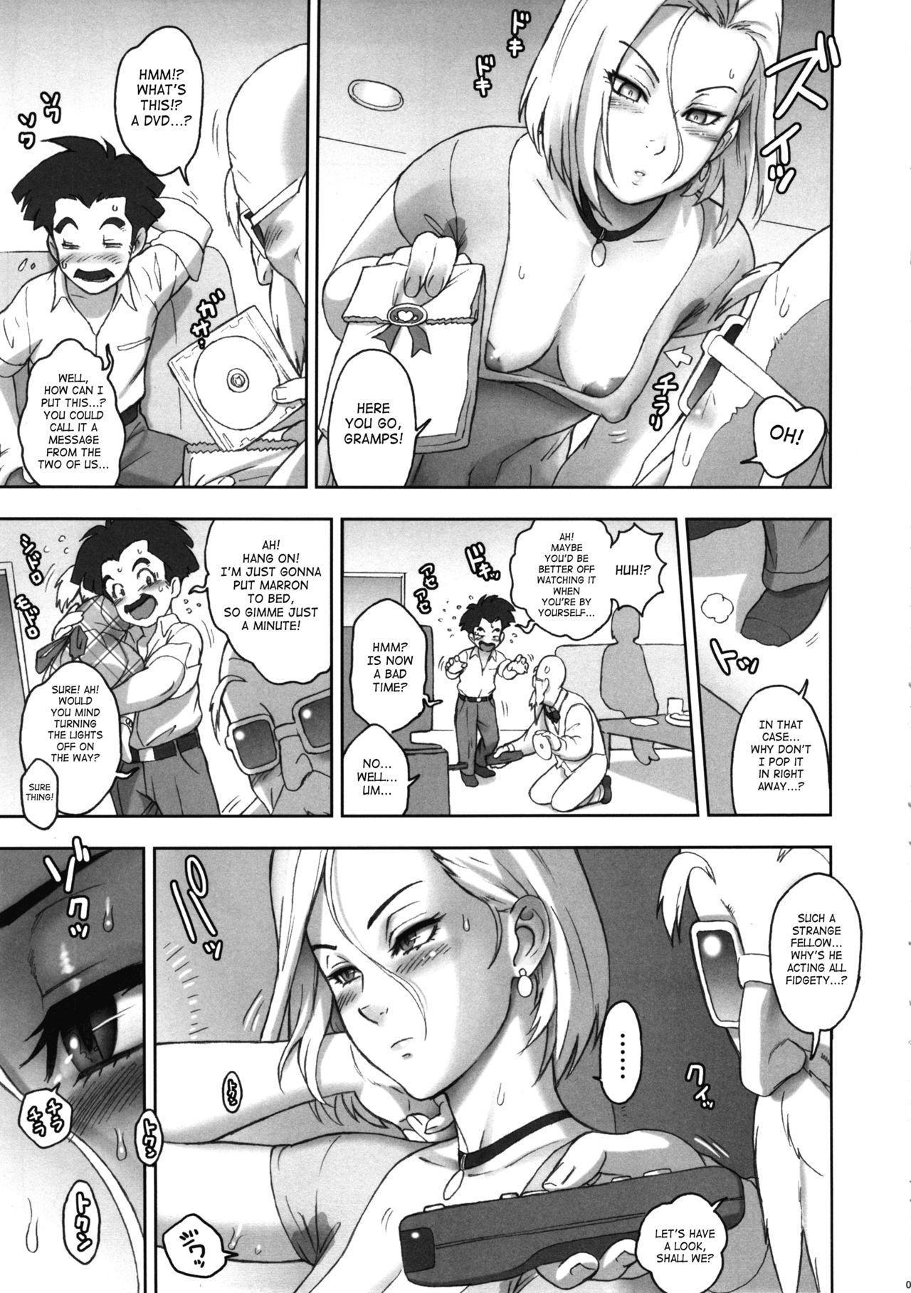 (C87) [Niku Ringo (Kakugari Kyoudai)] NIPPON HEAD-CHA-LA (Dragon Ball Z) [English] [SaHa] [Decensored] 5