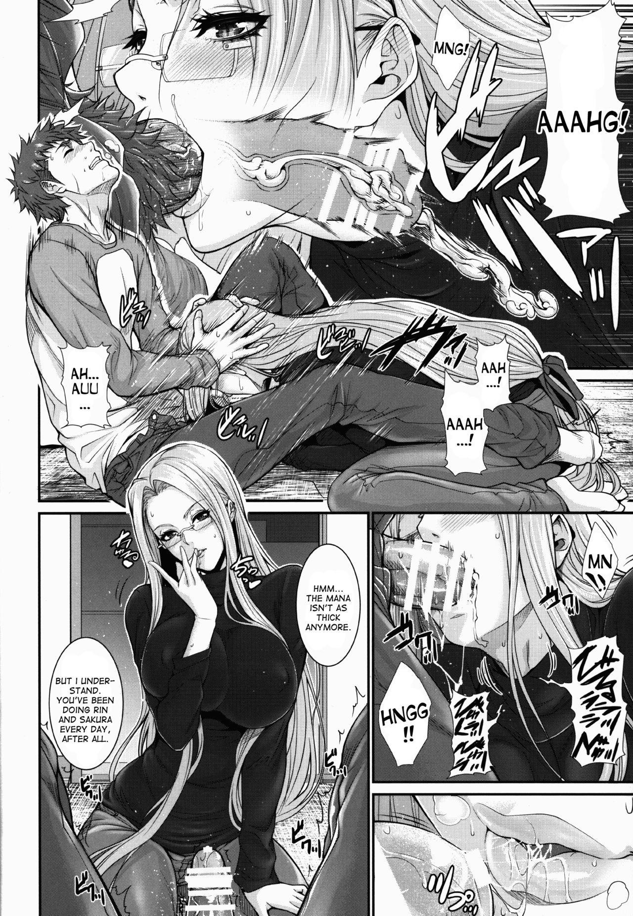 Shirou-kun Harem!! Servant Hen 11