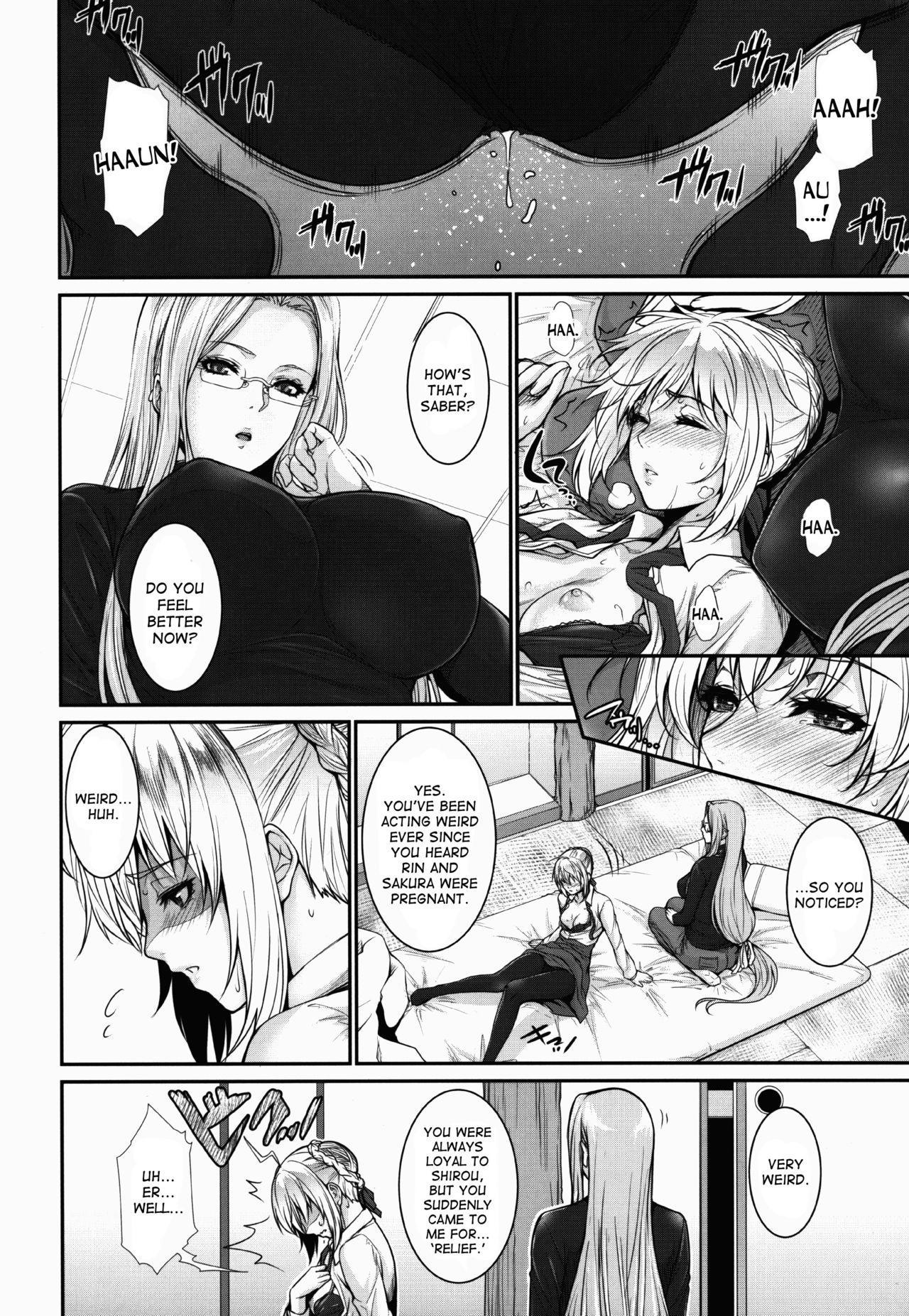 Shirou-kun Harem!! Servant Hen 5