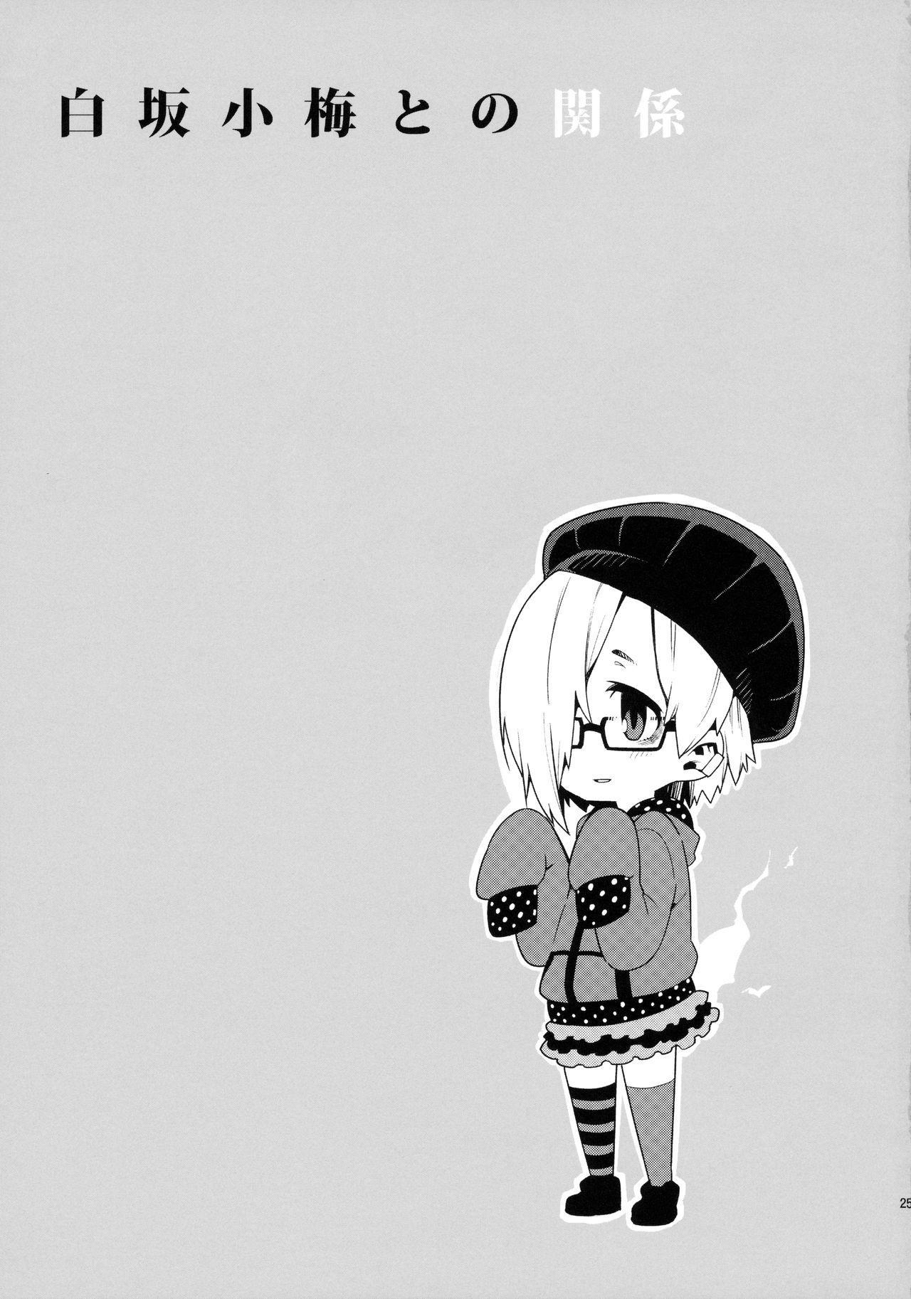 Shirasaka Koume to no Kankei 23