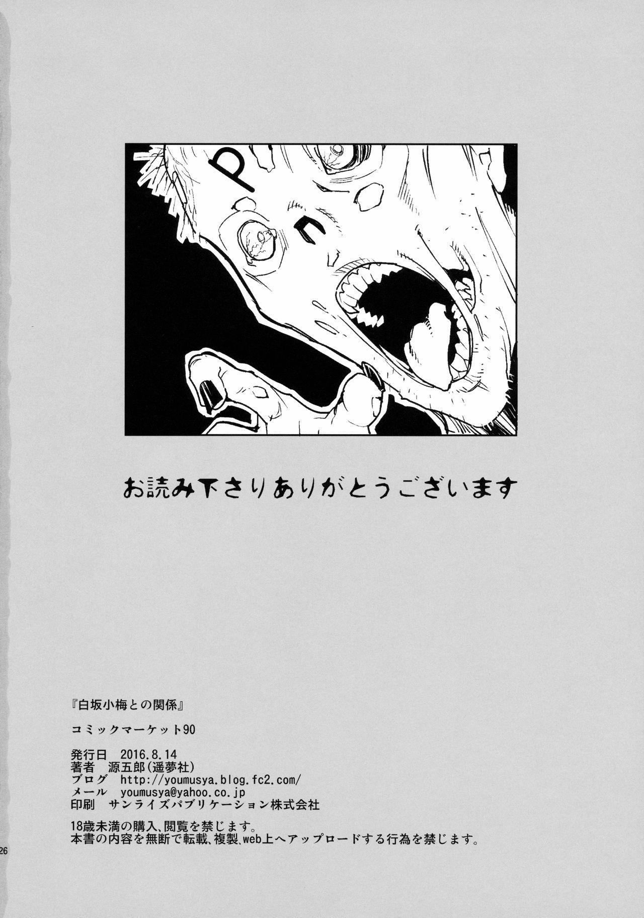 Shirasaka Koume to no Kankei 24