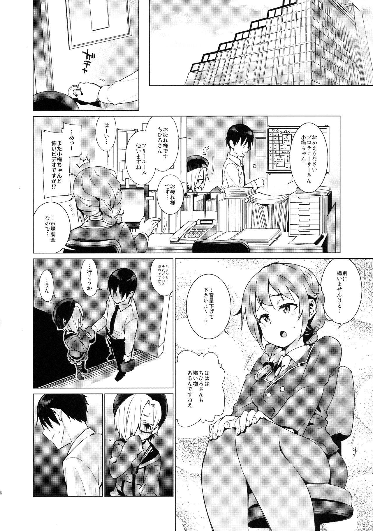 Shirasaka Koume to no Kankei 2