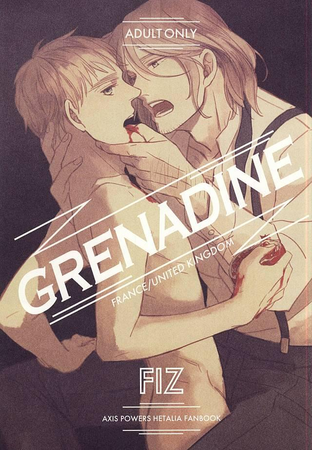 GRENADINE 0