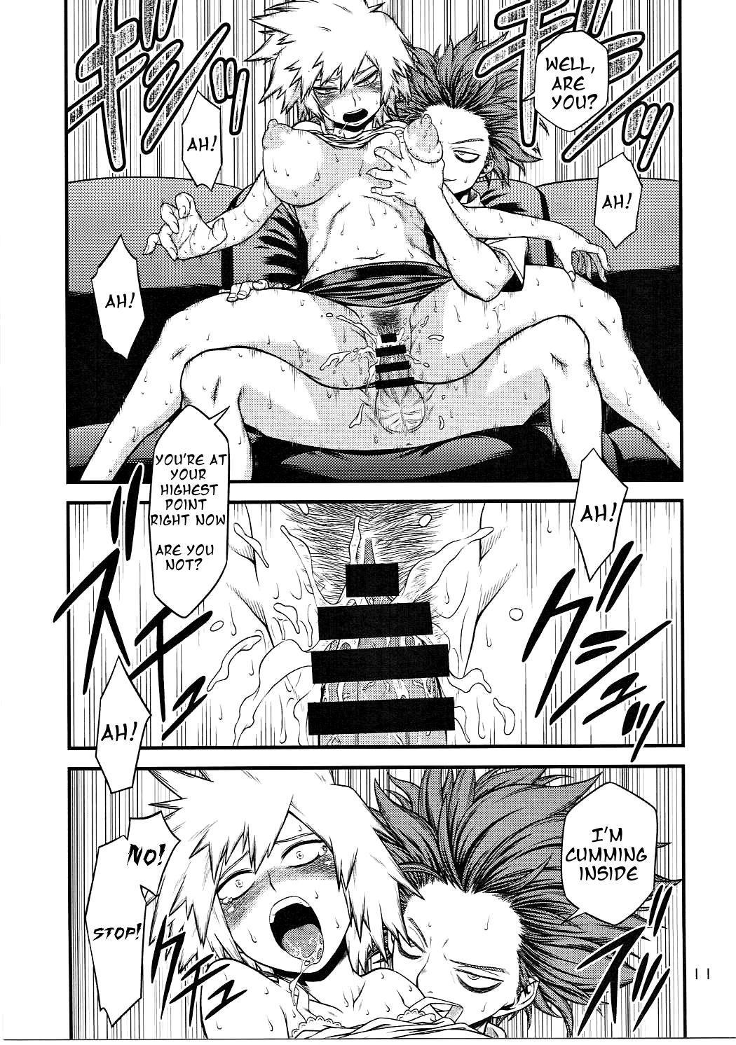 H♥ERO!! 2 Side Bakugo Mama 9