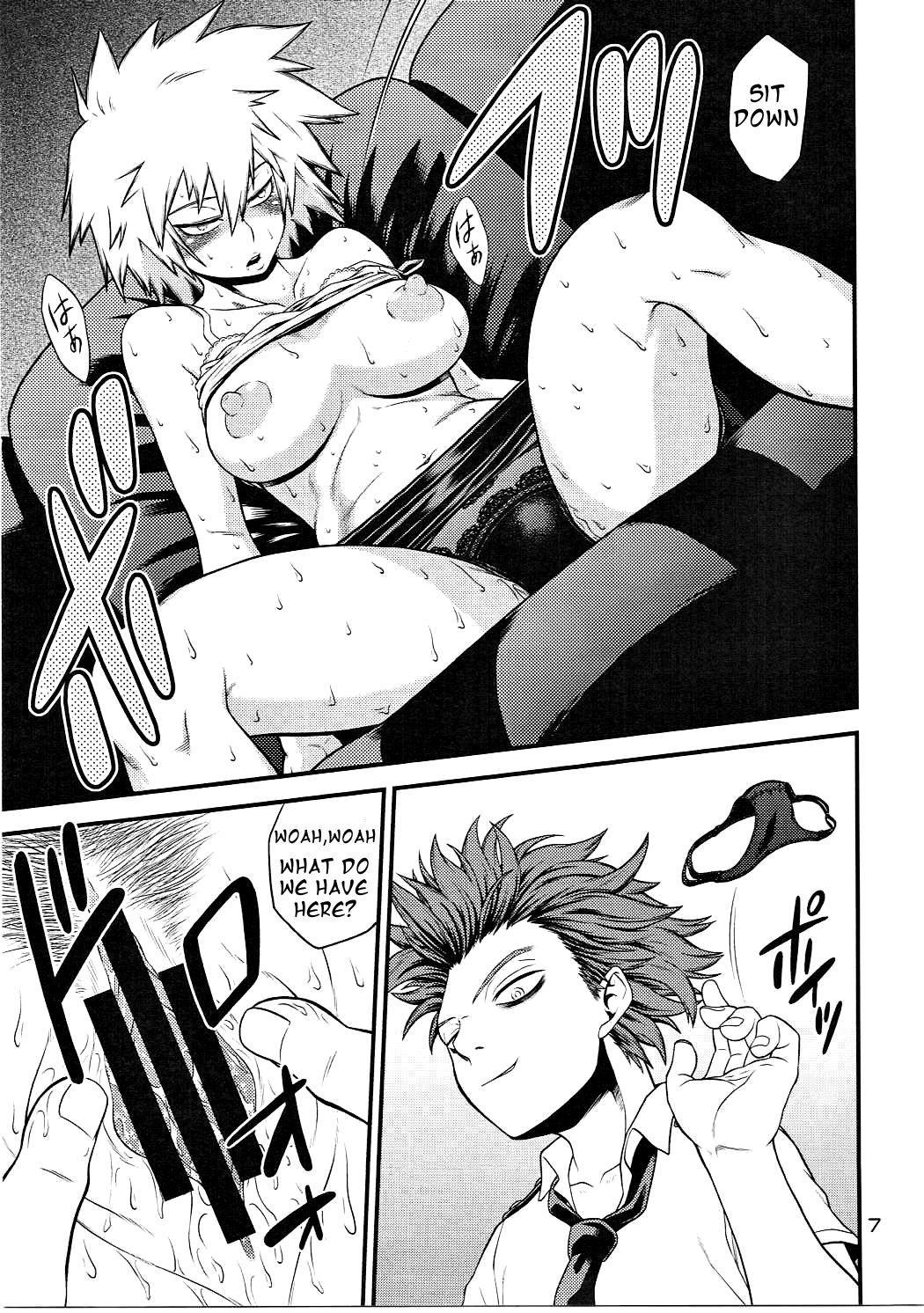 H♥ERO!! 2 Side Bakugo Mama 5