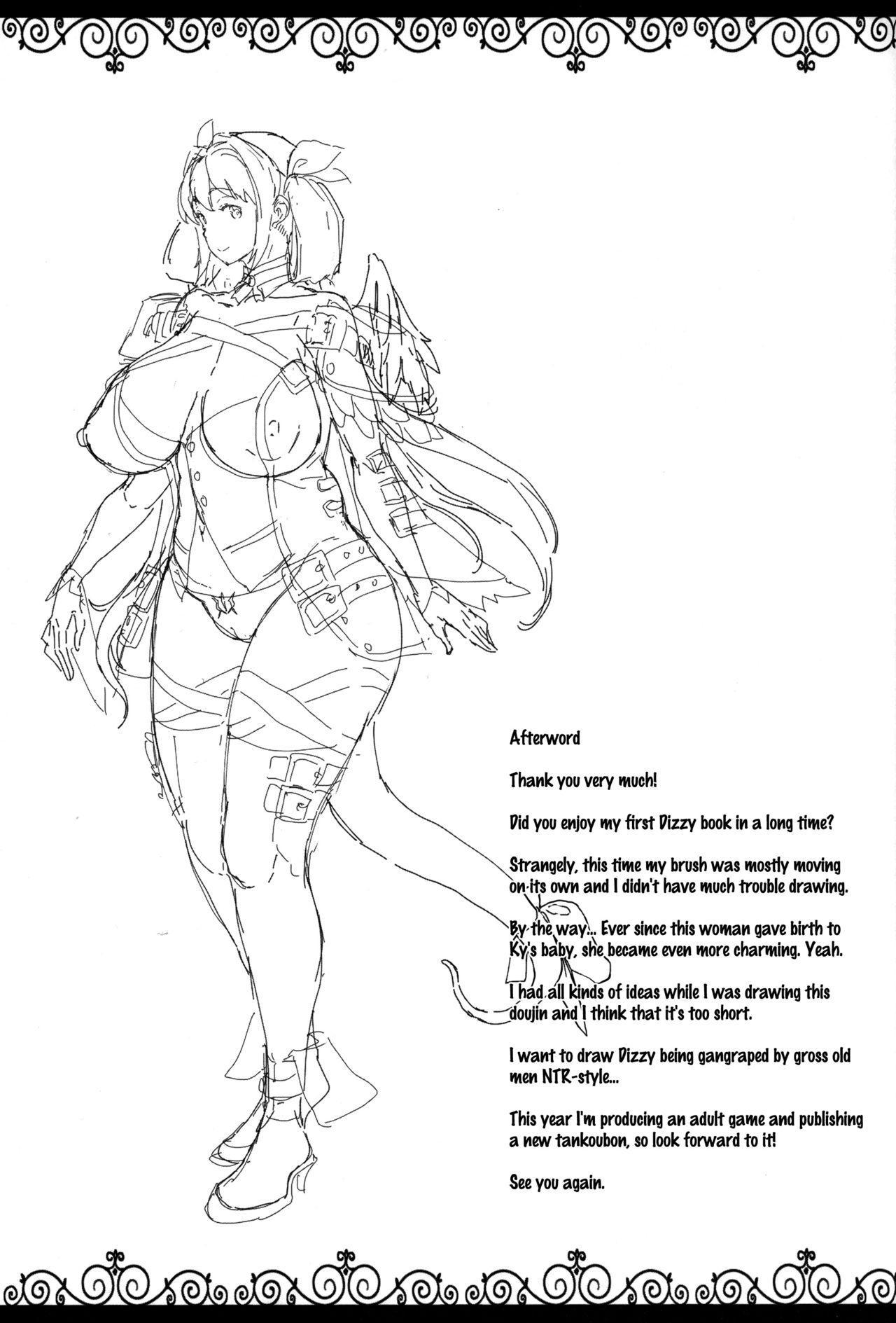 (C91) [ERECT TOUCH (Erect Sawaru)] Osanazuma Bakunyuu Nurunuru Soap-jou | Big-Breasted Soapy Massage Giving Young Wife (Guilty Gear) [English] {doujins.com} 27