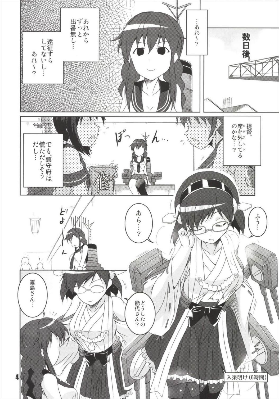 Noshiro no Deban wa Mada desu ka? 3