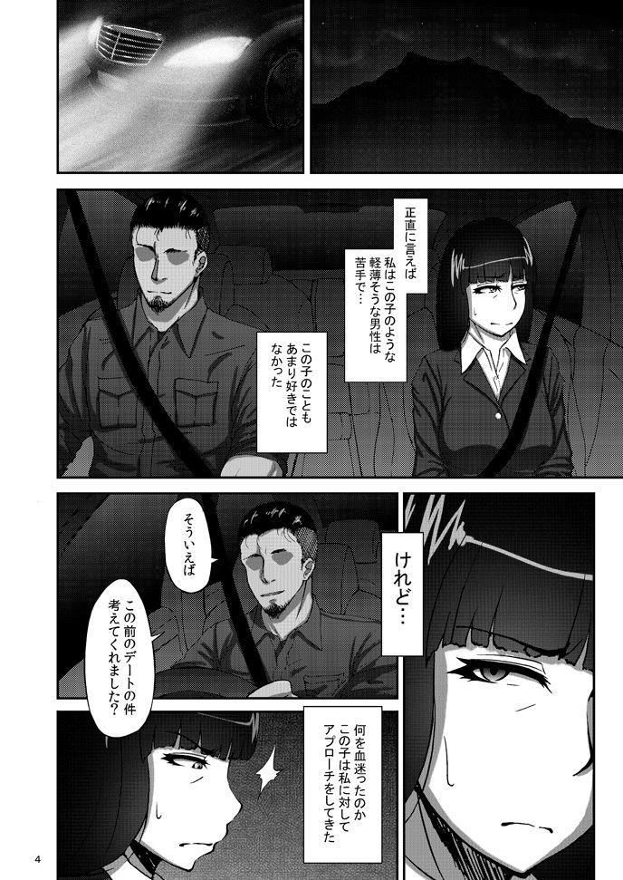 Nishizumi Shiho no Shirubeki ja Nakatta Koto Jou 2