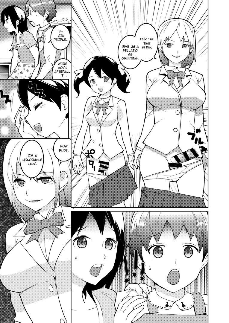 Josou Mazo Danshi Kyousei Kyouiku Gakuen 6