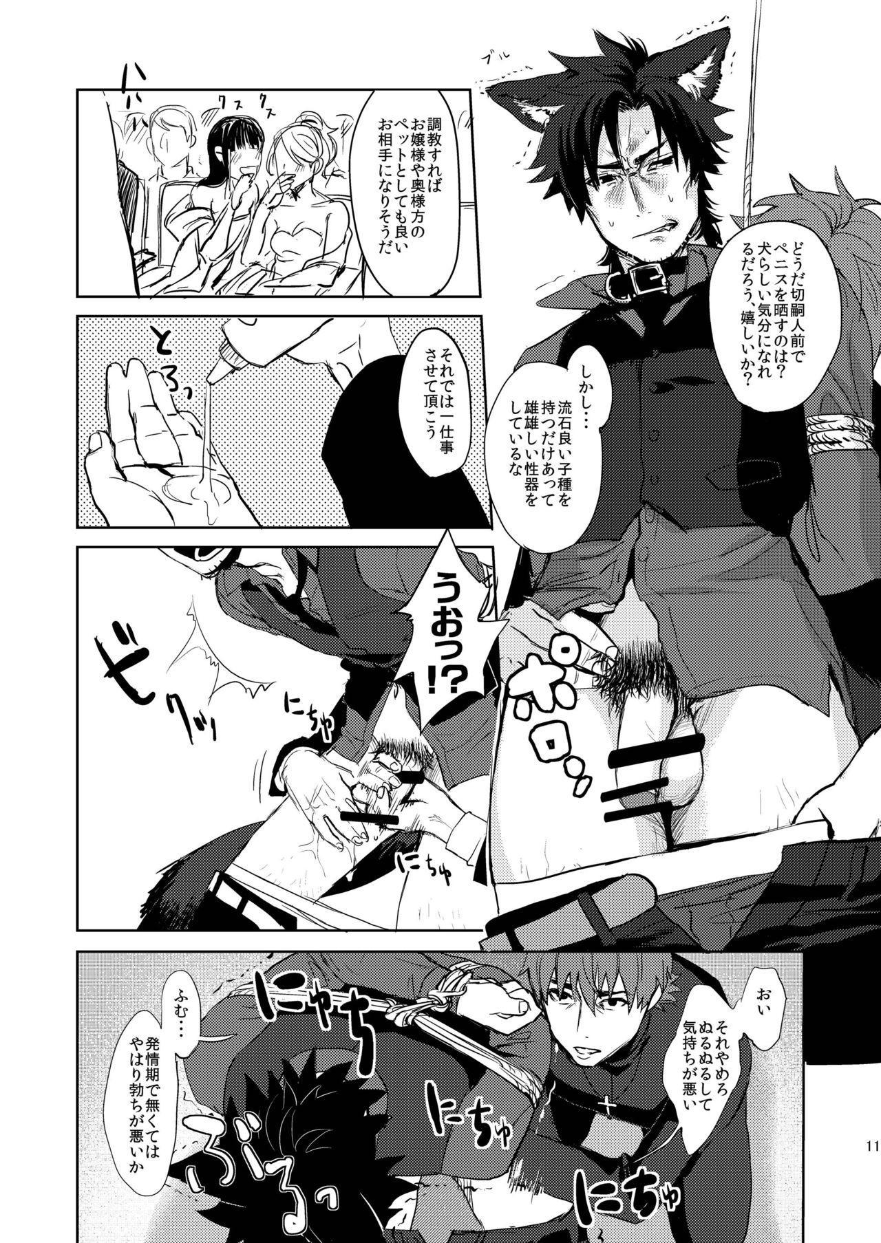 Fate/Wolf 10