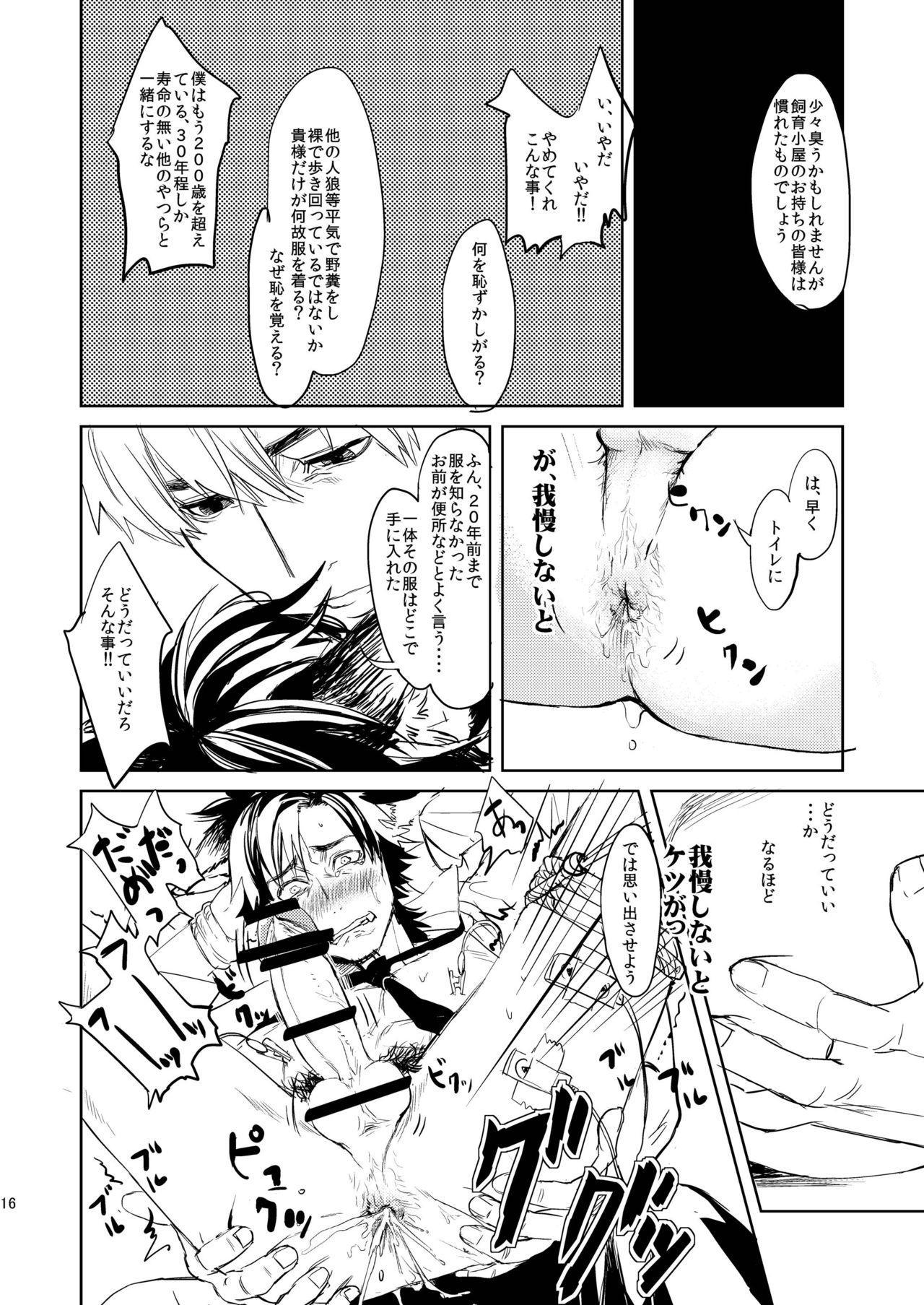 Fate/Wolf 15