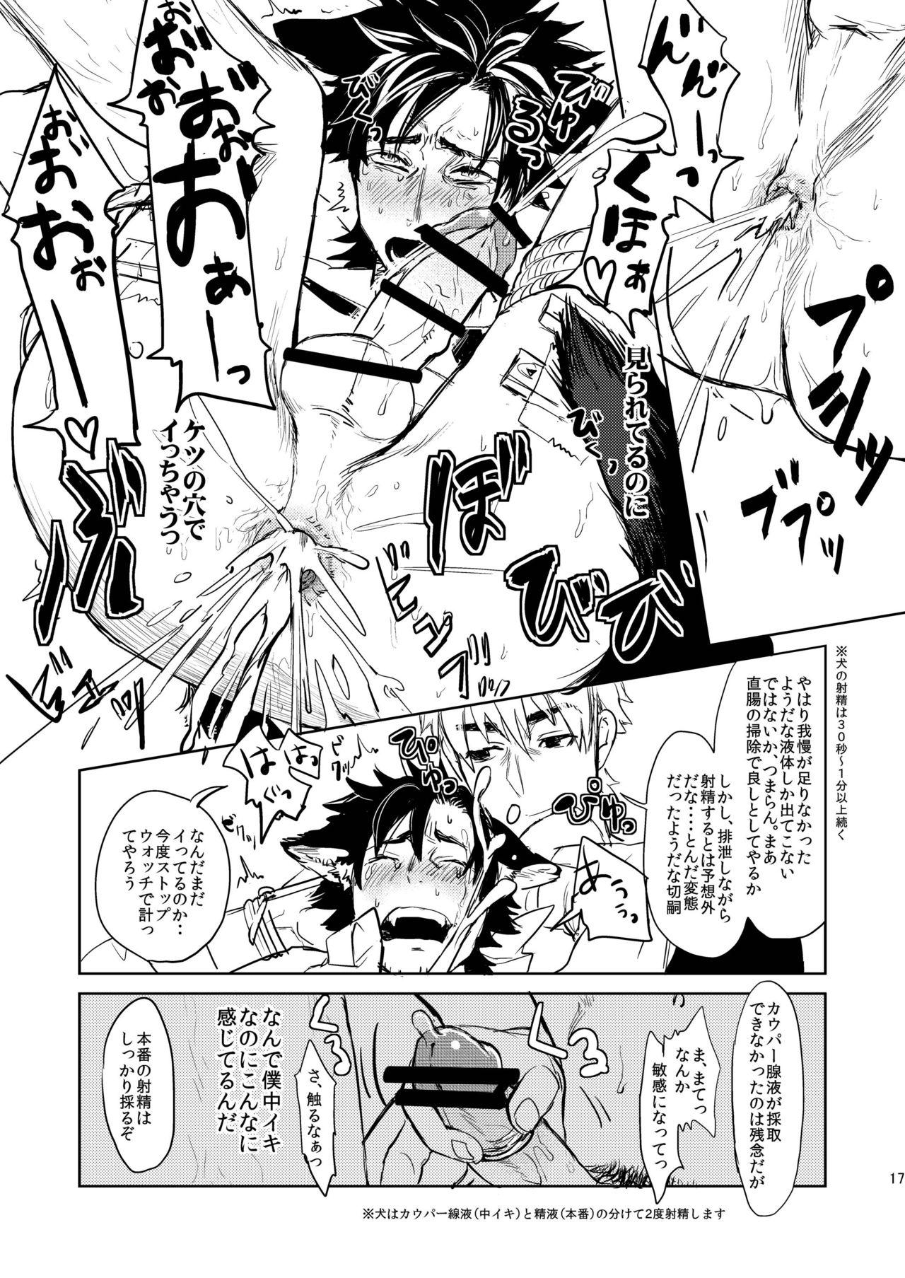 Fate/Wolf 16