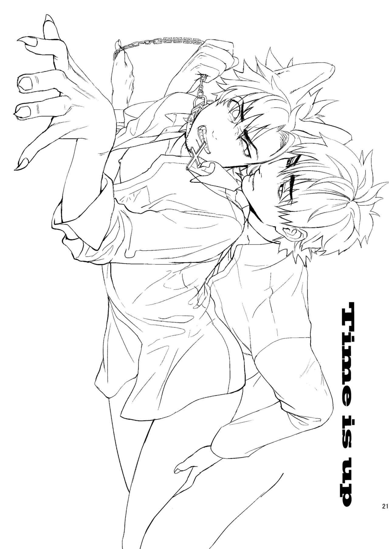 Fate/Wolf 20