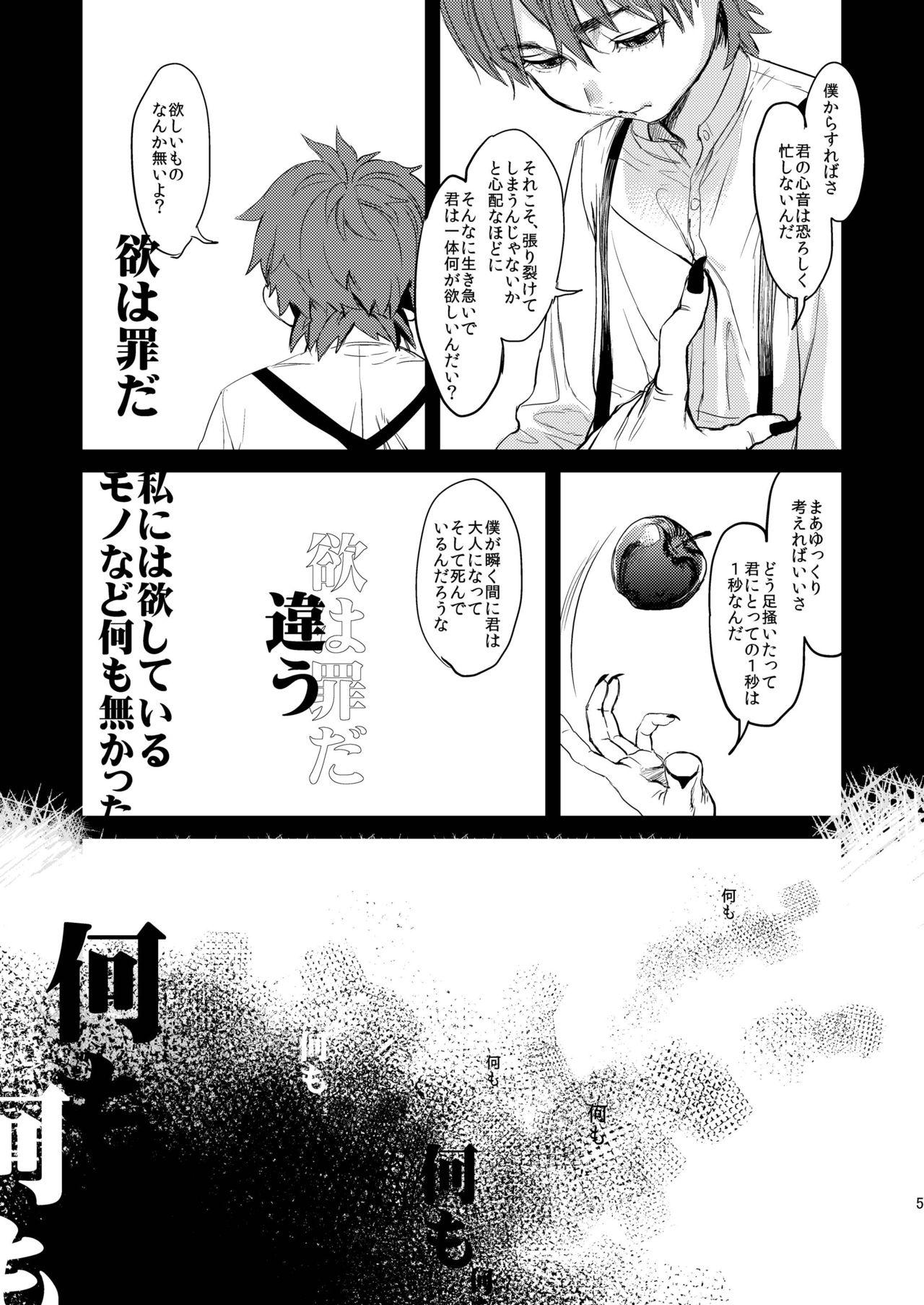Fate/Wolf 4