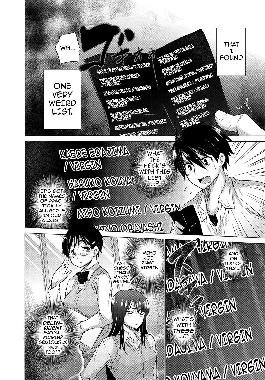 [Miyano Kintarou] Hishojo List   Non-Virgin List 1-3 [English] {darknight} [Digital] 3