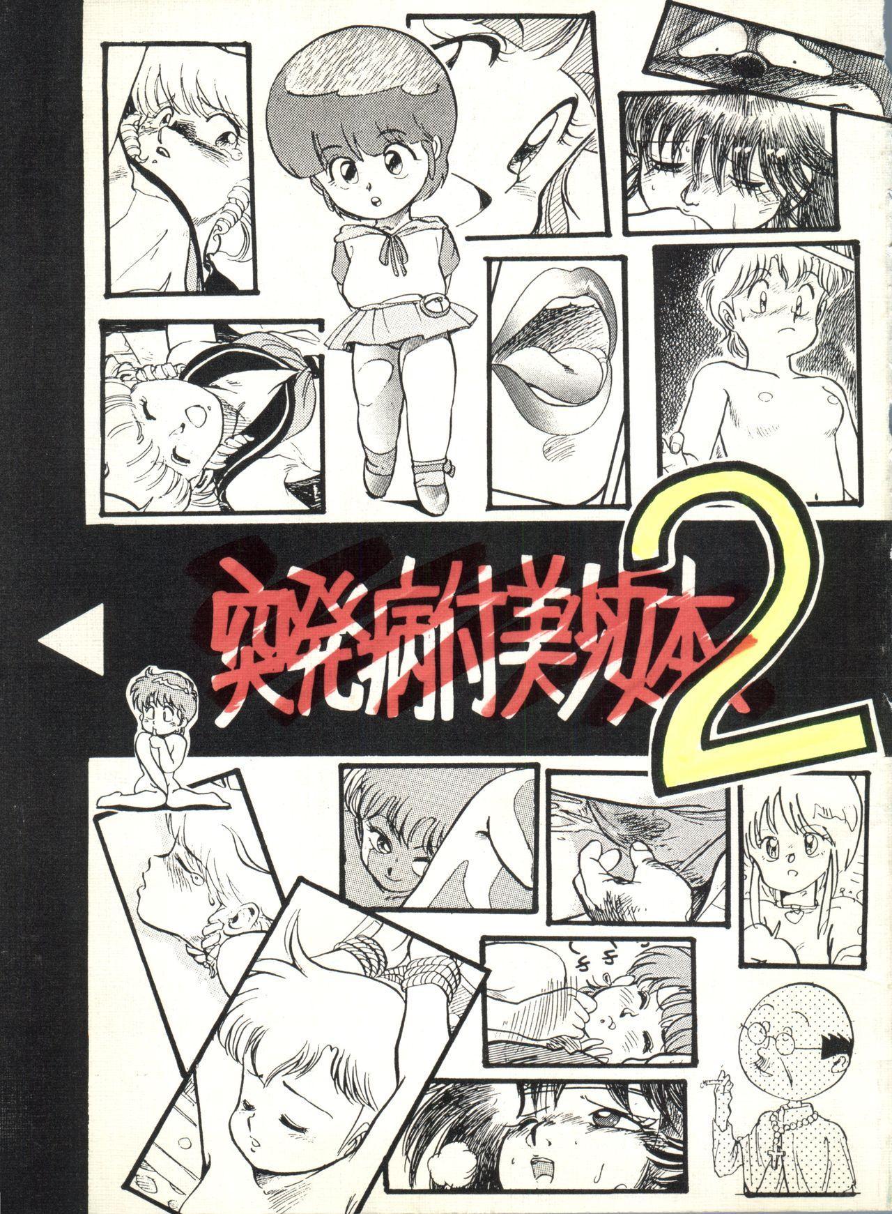 Toppatsu Yamaizuki Bishoujo Hon 2 0