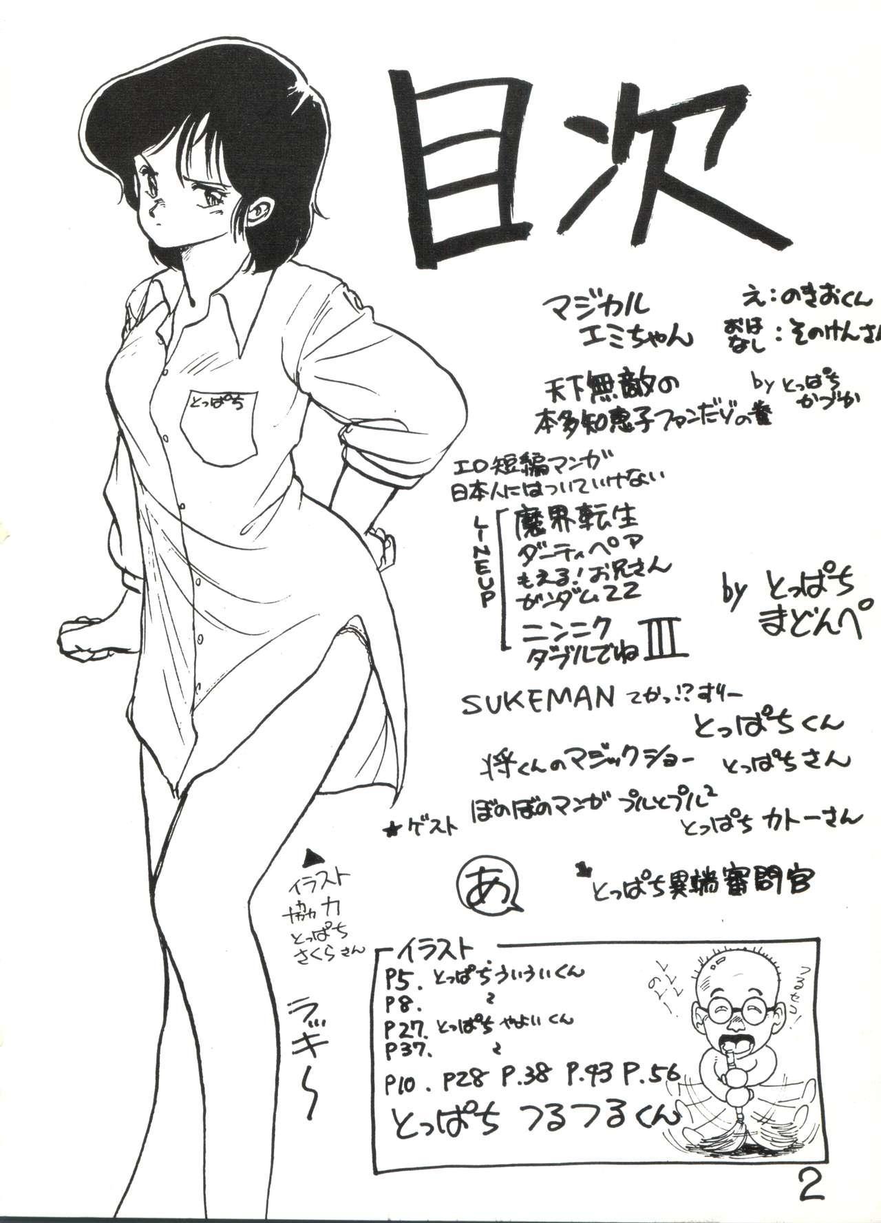 Toppatsu Yamaizuki Bishoujo Hon 2 1