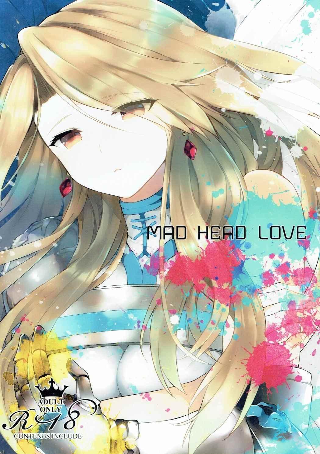 MAD HEAD LOVE 0