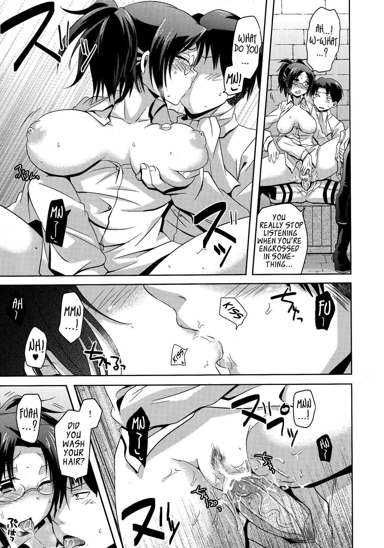 Shikkari shite kudasai Buntaichou. | Please take this seriously, Squad Leader. 20